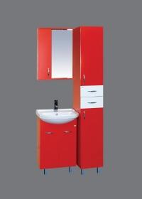 Стиль - 55 цвет красный