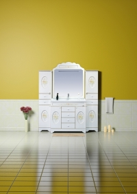 Milano - 80 цвет белый