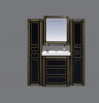 Venezia 75 цвет черный