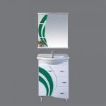 Каролина - 60 с 3-мя ящиками (зеленое стекло)