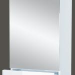 Гала - 42 шкаф подвесной зеркальный с ящиком (лев./прав.)